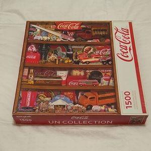 Springbok Coca-Cola 1500 Piece